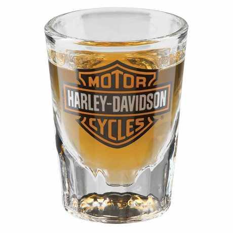 H-D Motorclothes Harley-Davidson Schnapsglas Bar & Shield  - HDX-98713