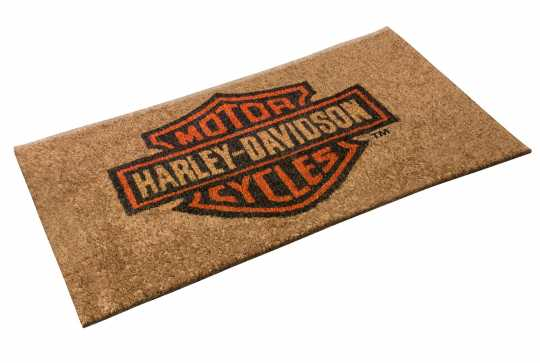 H-D Motorclothes Harley-Davidson Door Entry Mat Bar & Shield Coco  - HDX-99104