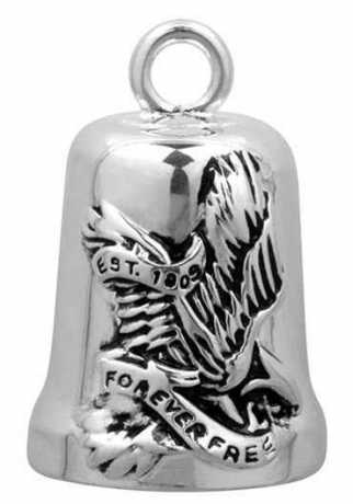 H-D Motorclothes Harley-Davidson Ride Bell Freedom Eagle Ride  - HRB010
