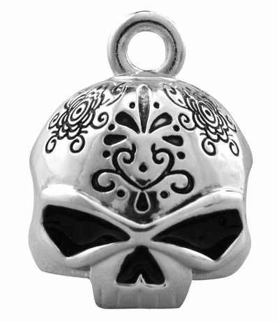 H-D Motorclothes Harley-Davidson Ride Bell Day of the Dead  - HRB041