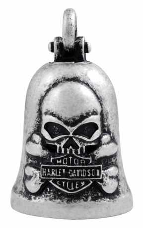 H-D Motorclothes Harley-Davidson Ride Bell Vintage Skull  - HRB051