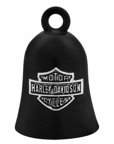 H-D Motorclothes Harley-Davidson Ride Bell Bar & Shield schwarz  - HRB059