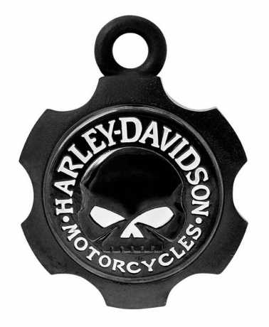 H-D Motorclothes Harley-Davidson Ride Bell Axel Skull black  - HRB099