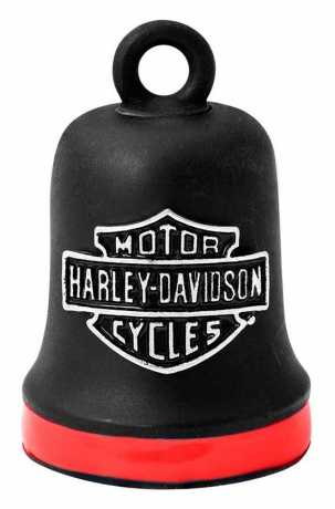 H-D Motorclothes Harley-Davidson Ride Bell Red Stripe  - HRB101