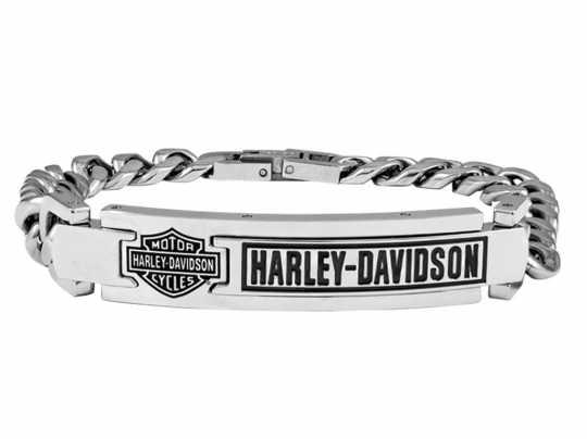 H-D Motorclothes Harley-Davidson Armband Small Curb  - HSB0144