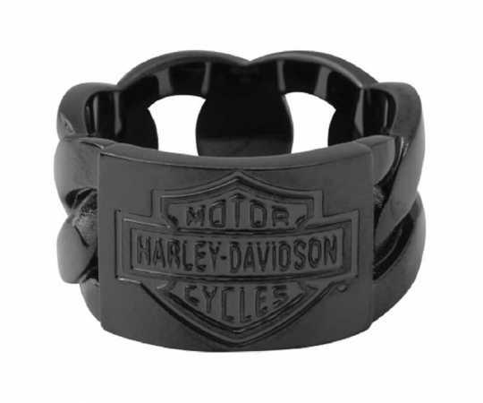H-D Motorclothes Harley-Davidson Ring Blackout Chain 9 - HSR0069-09