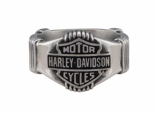H-D Motorclothes Harley-DavidsonRing Nut & Coil Bar & Shield  - HSR0081V