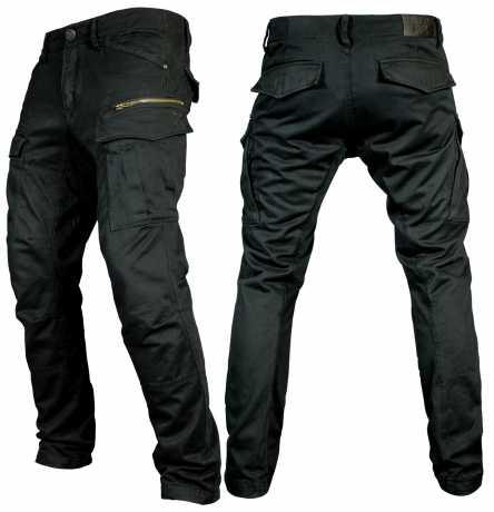 John Doe John Doe Cargo Pants Stroker XTM black  - JDC5001V
