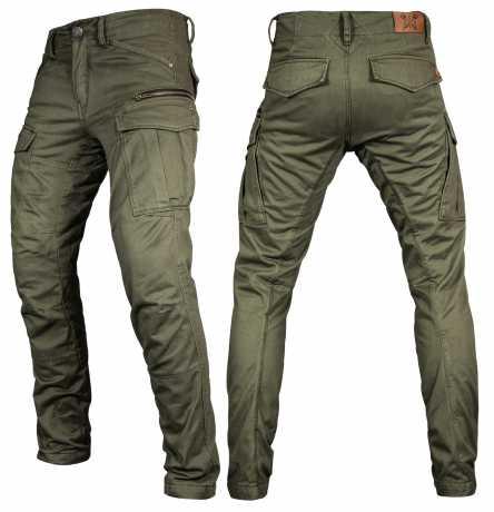 John Doe John Doe Cargo Pants Stroker XTM olive green  - JDC5003V