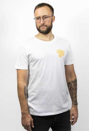 John Doe John Doe T-Shirt Tiger White  - JDS6032