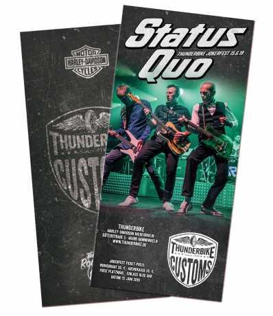 Thunderbike Konzertkarte Jokerfest 2019  - VORVERKAUF COWBOYS