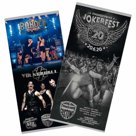 Thunderbike Konzertkarte Jokerfest 2020  - VORVERKAUF COWBOYS