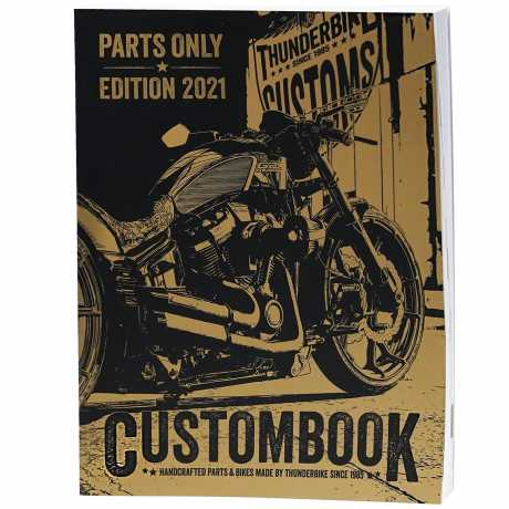 Thunderbike Thunderbike Catalog 2021 Parts-Only Edition  - KATAHD2021