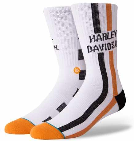 H-D Motorclothes Harley-Davidson Socken Checkers  - M556D18HCW-L