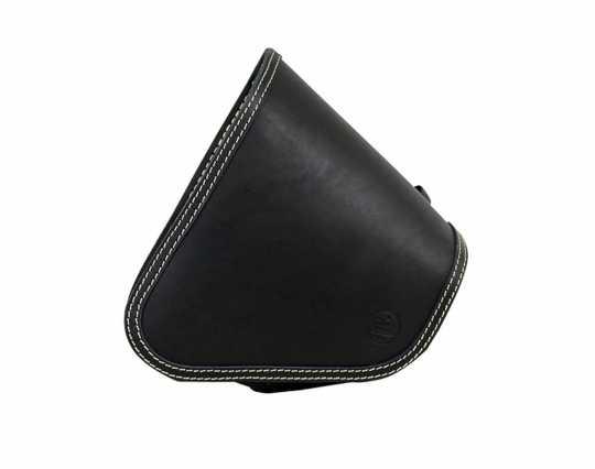 Deemeed Deemeed Outsider Vintage Sidebag Black / Ecry stitching  - MA61.12.10.12