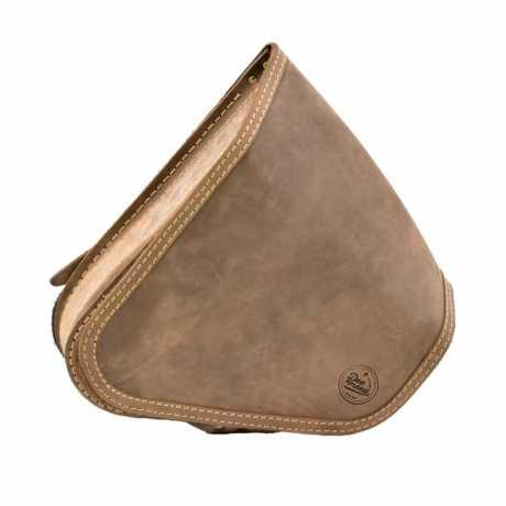 Deemeed Deemeed Outsider Vintage Sidebag Greige brown  - MA61.12.12.12