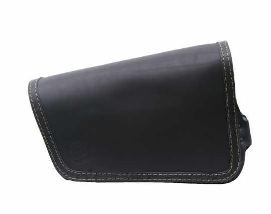 Deemeed Deemeed Outsider Bobster Saddlebag right black/Green stitching  - MA63R.12.10.13