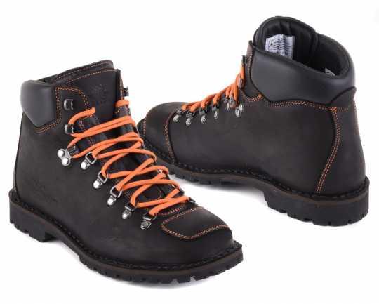 Magellan & Mulloy Magellan & Mulloy Boots Adventure Denver Black & Orange 41 - 1285-29ORA-41