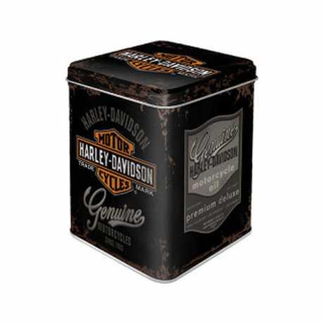 H-D Motorclothes Harley-Davidson Genuine Logo Tea Box  - NA31310