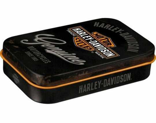 H-D Motorclothes Harley-Davidson Pill Box XL Genuine  - NA82111