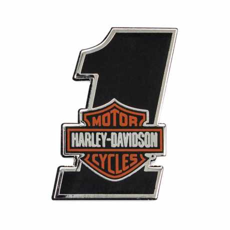 Harley-Davidson Pin #1 Bar & Shield
