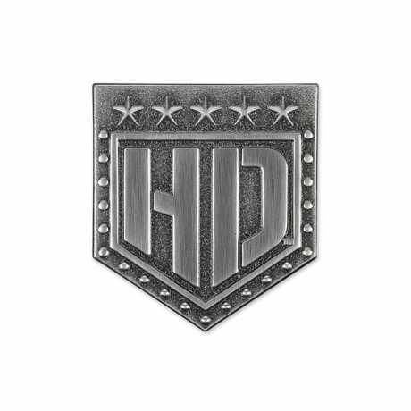 H-D Motorclothes Harley-Davidson Pin Resolute H-D  - P343062