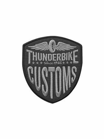 Thunderbike Patch New Custom