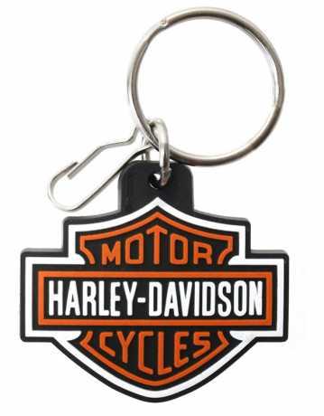 H-D Motorclothes Harley Davidson Keyfob Bar & Shield  - PC4179