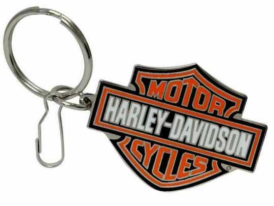 H-D Motorclothes Harley Davidson Keyfob Bar & Shield long  - PC4232