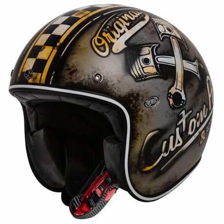 Premier Helmets Premier Le Petit Jethelmet OP 9 BM  - PR9PET17