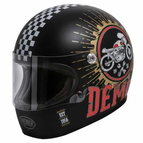 Premier Helmets Premier Trophy Helm Speed Demon 9 BM  - PR9TRP33