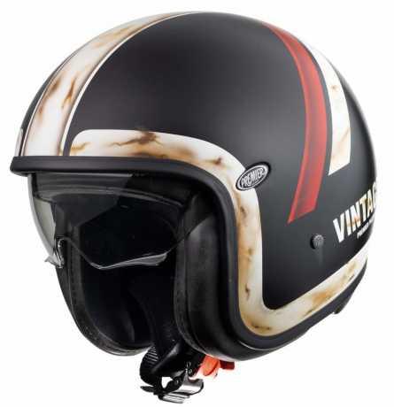 Premier Helmets Premier Vintage Jethelmet Evo Do92 O.S. BM  - PR9VIN81-100V