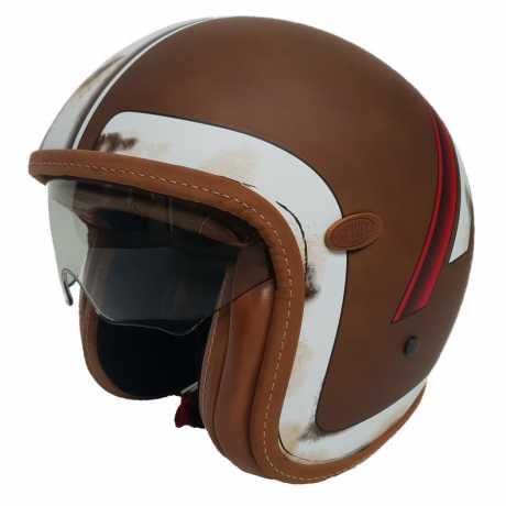 Premier Helmets Premier Vintage Jethelmet Do Bos Bm  - PR9VIN94