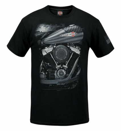 H-D Motorclothes Harley-Davidson T-Shirt Pat Tank schwarz  - R0036743V