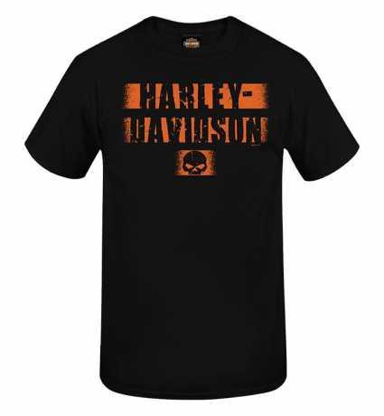 H-D Motorclothes Harley-Davidson T-Shirt Scrape Lines  - R0040373V