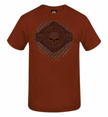 H-D Motorclothes Harley-Davidson T-Shirt Textie G rot  - R0040413V