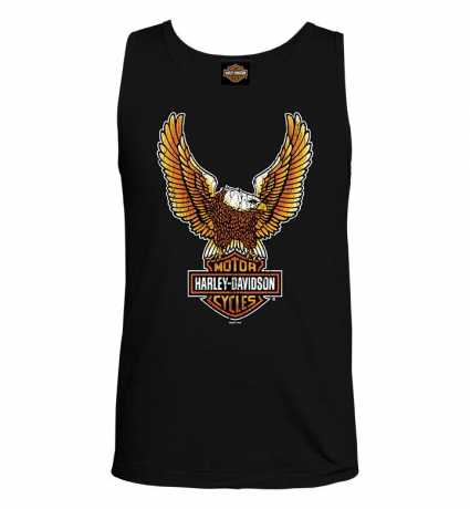 H-D Motorclothes Harley-Davidson Muscle Shirt Up Tank black XXL - R0040657