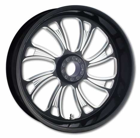 RevTech RevTech Super Charger Front Wheel Midnight 3.5x23  - 91-4672