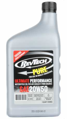 RevTech RevTech Pure Motoröl SAE 20W50  - 35-301
