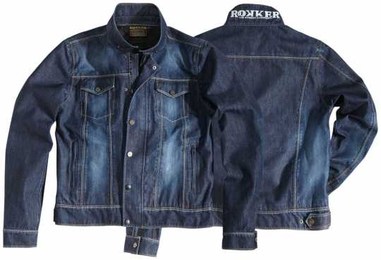 Rokker Revolution Jeans Jacket