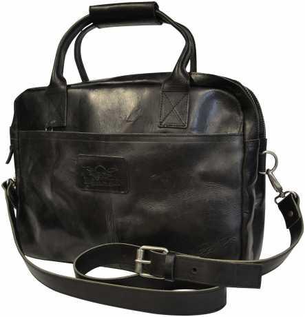 Rokker Rokker Laptop-Tasche, schwarz  - 841901