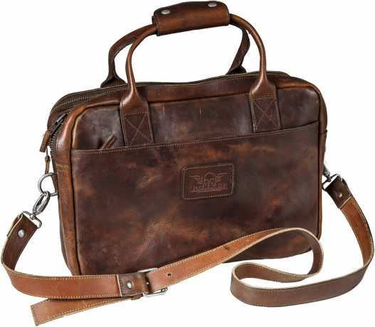 Rokker Rokker Laptop-Bag, dark brown  - 841904