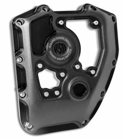 Roland Sands Design RSD Cam Cover Clarity, Black Ops  - 89-6428