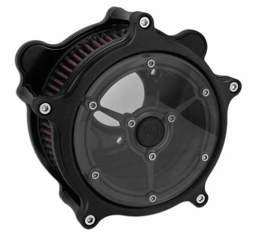 Roland Sands Design RSD Air Cleaner Clarity, Black Ops  - 89-5768