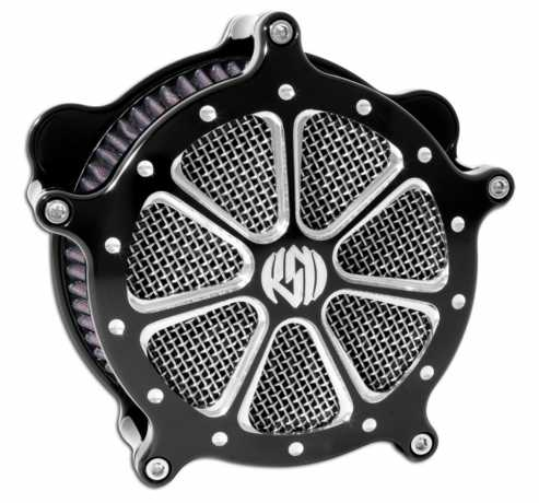 Roland Sands Design RSD Air Cleaner Venturi Speed 7, Contrast Cut  - 89-5875