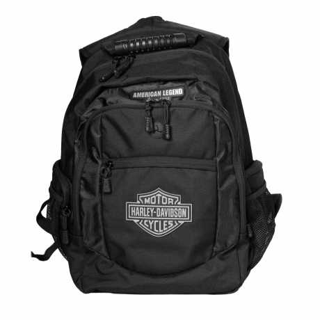 H-D Motorclothes Harley-Davidson Classic Backpack  - BP1932S-BLACK