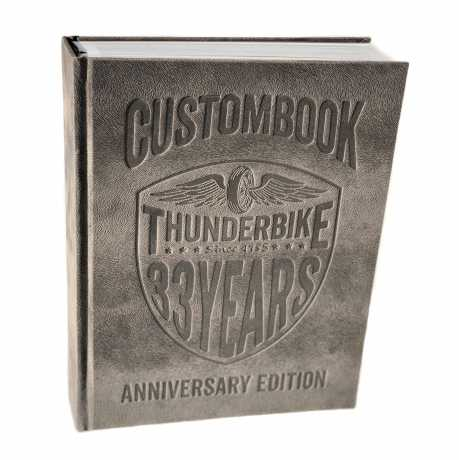 Thunderbike Thunderbike Catalog Custombook 5 (33th Anniversary Edition)  - KATAHD 2 TB