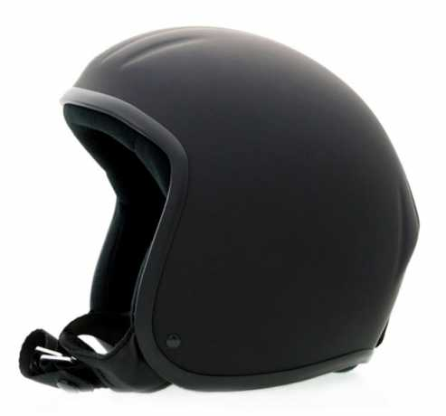 Gensler Titan 2 Jet-Helmet, black matt 3XL - 023111-3XL