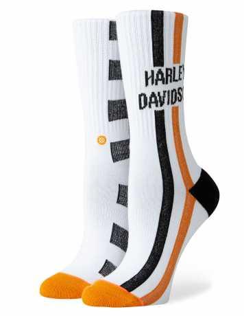 H-D Motorclothes Harley-Davidson Damen Socken Checkers  - W525D18HCH