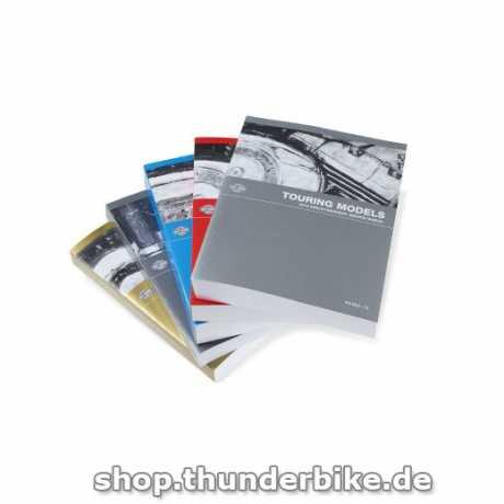 Harley-Davidson Werkstatt Handbuch englisch  - 99489-01Y